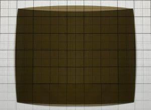 Brown Lens Blank For Custom Clip On Sunglasses