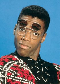 Kadeem Hardison As Dwayne In The 1987-1993 Tv Sitcom A Different World with clip on sunglasses
